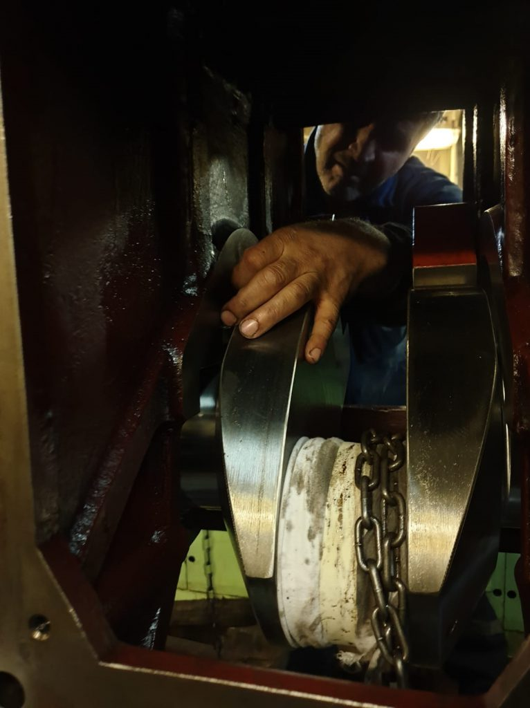 crankshaft removal 2