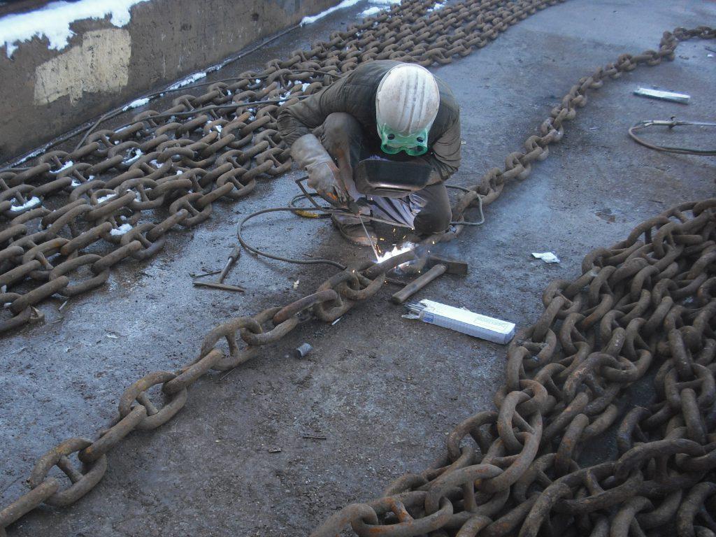 drydock chains repair