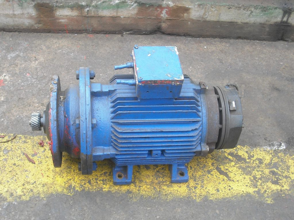 electric motor rewinding works