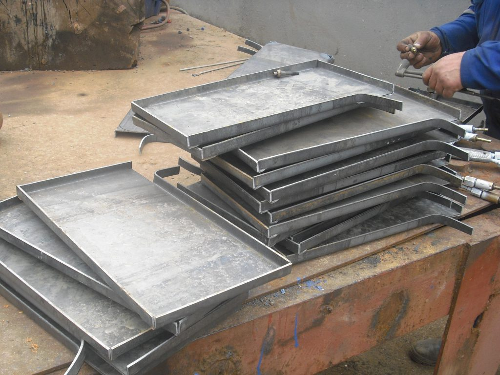 fabrication of covers