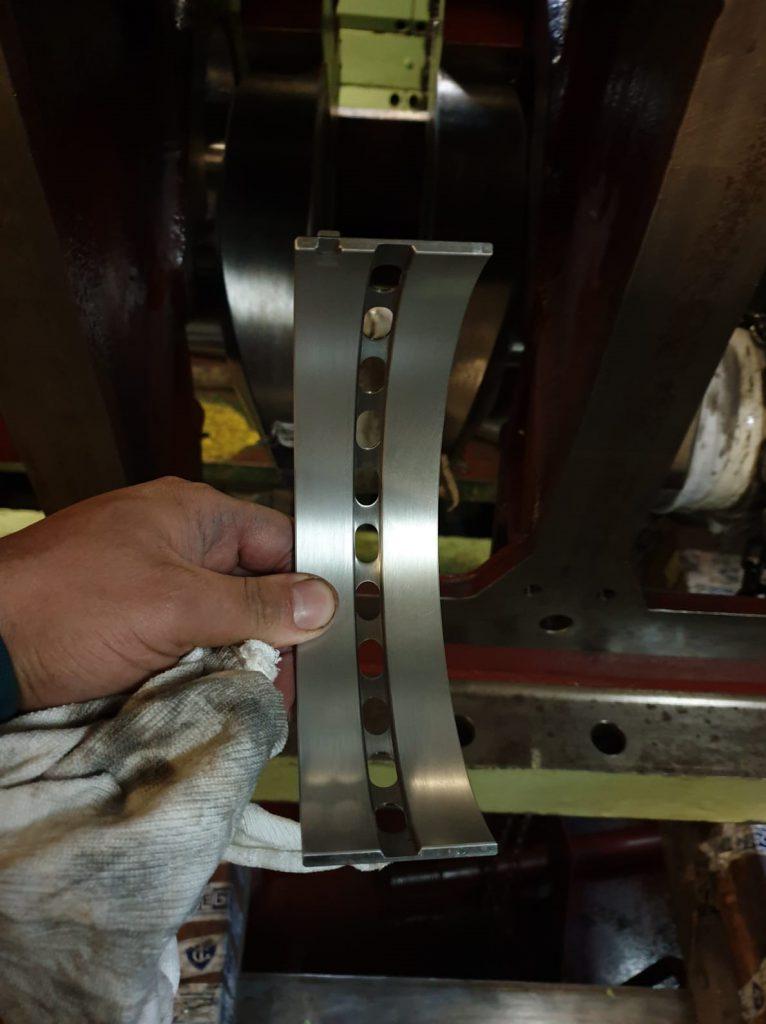 half shell bearing