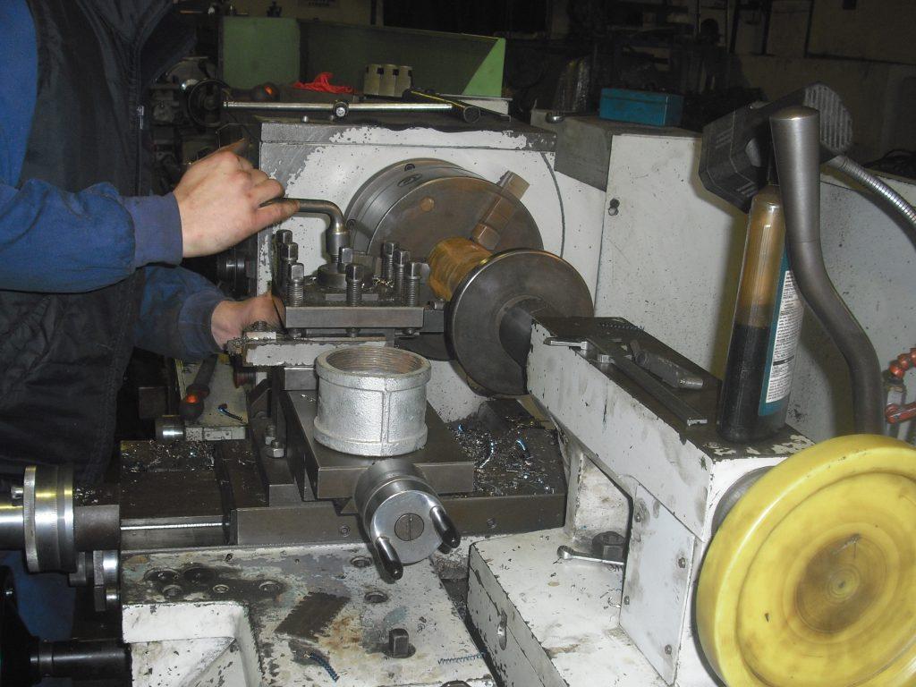 machinging works