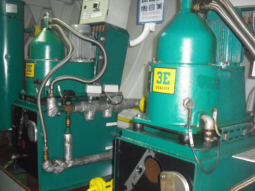 marine diesel oil seperator