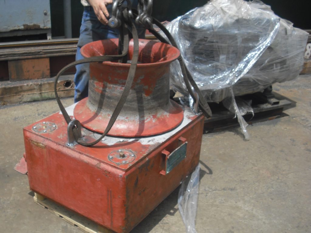 used capstan winch
