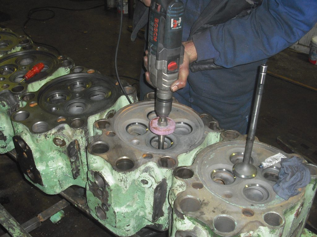 valve seat honing